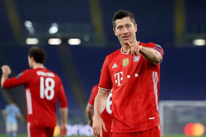 Lewa continues to score way too many goals