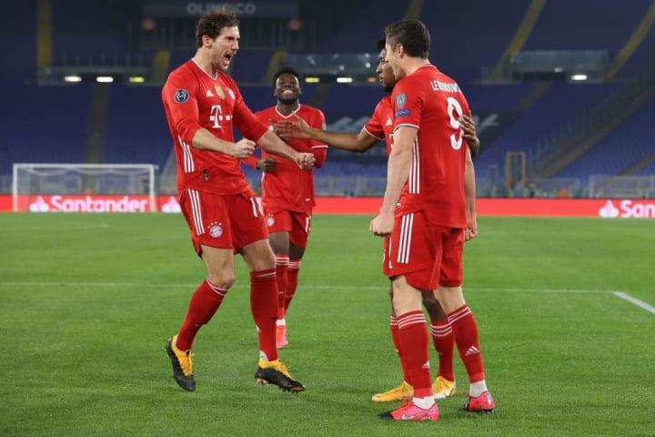Lazio vs Bayern Munich