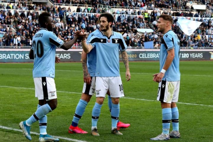 Lazio have been tremendous this season