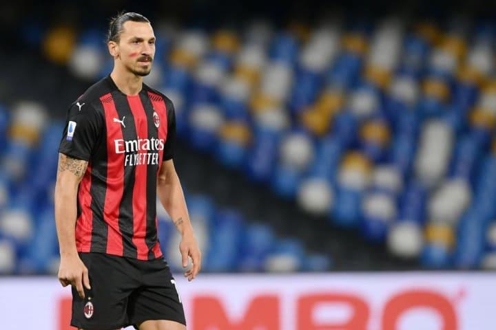 Zlatan has enjoyed a strong start ot the season with Milan