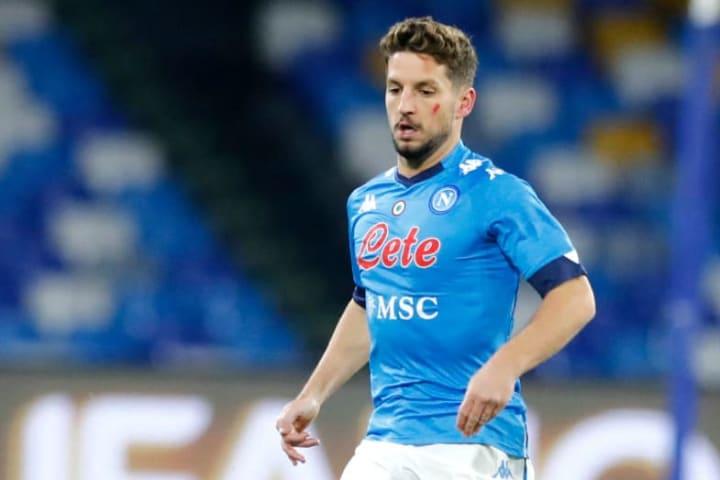 Napoli's kits are unusually tight