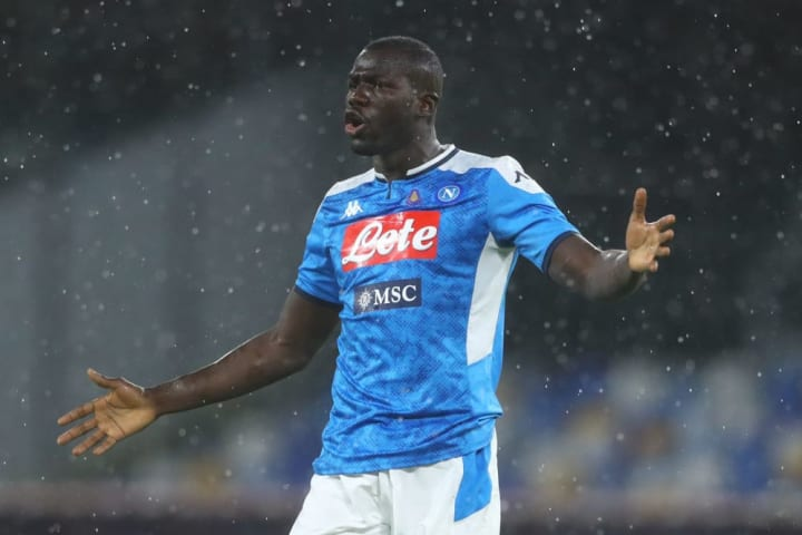Koulibaly has been told he can leave Napoli this summer