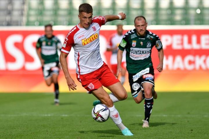 SV Ried v Jahn Regensburg - Friendly Match