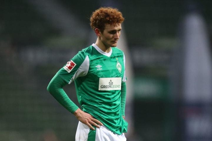 Kohfeldt-Liebling Josh Sargent (21) bleibt Werder langfristig erhalten