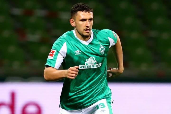 Mit Milos Veljkovic (25) in der Startelf punktet Werder häufiger
