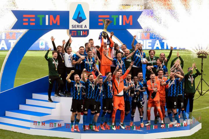 Ranking Valor Receita Serie A Itália Inter de Milão Campeão
