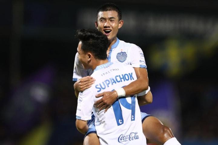 Samut Prakan City v Buriram United - Thai League 1
