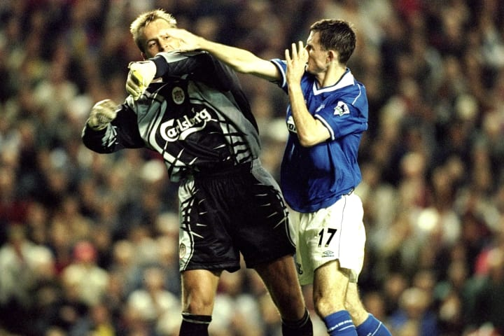 Westerveld and Jeffers had a slight disagreement