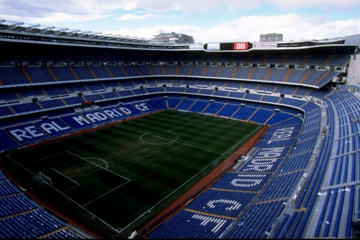 Hopefully the stadium will be filled to the brim again soon