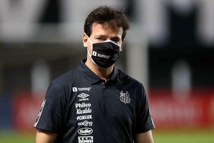 Fernando Diniz Santos Libertadores