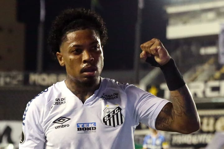 Marinho David Braz Troca Grêmio Santos