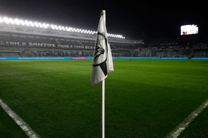 Santos v Libertad - Copa CONMEBOL Sudamericana 2021