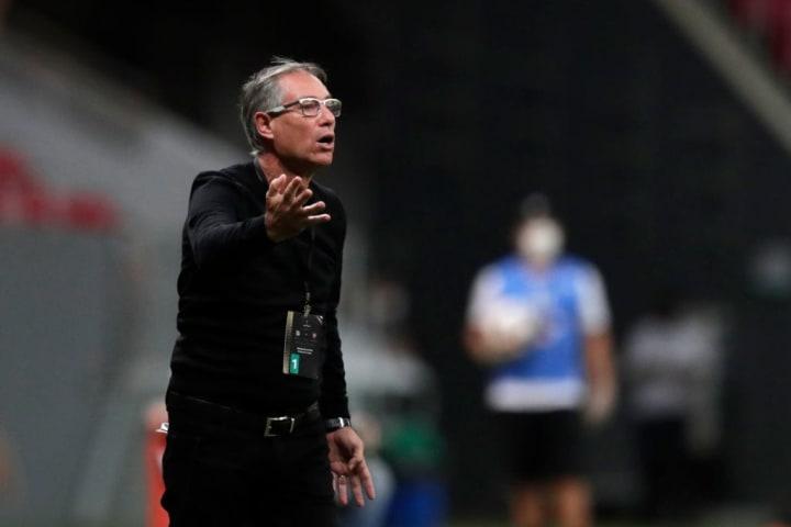 Ariel Holan Santos Treinador Demissão Libertadores