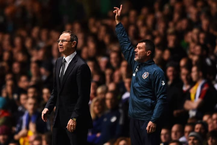 Could Roy Keane be ready to return to management?