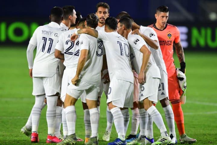 Los Angeles Galaxy will hope Grandsir can help them kick on in MLS
