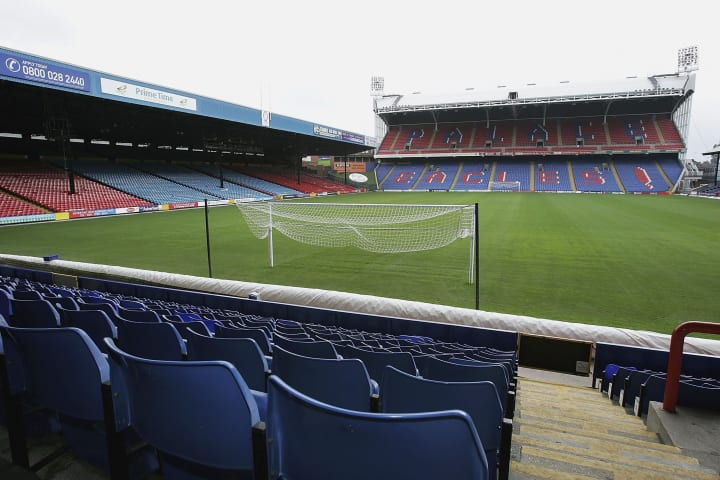 Selhurst Park General Views