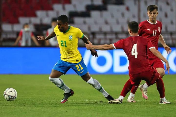 Malcom Seleção olímpica Brasil Malcom Estreia