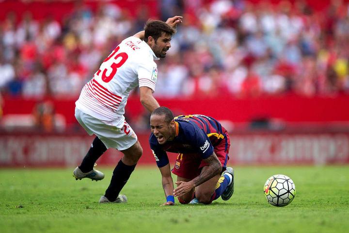 Neymar JR., Jorge Andujar Moreno alias Coke