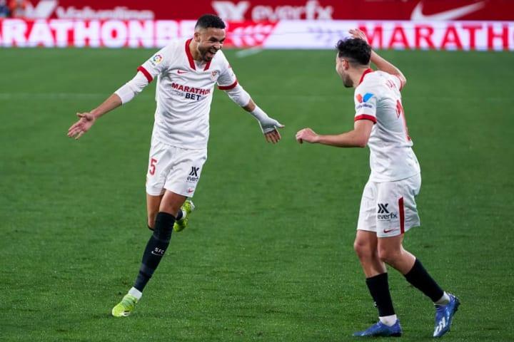 En-Nesyri is currently 'very happy' at Sevilla