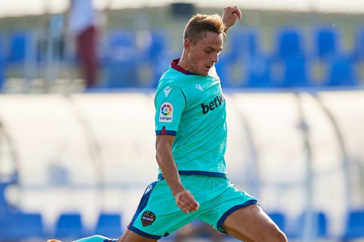 Gomez was on loan at Tenerife last season