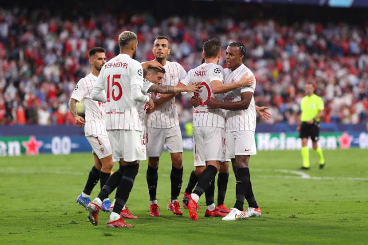Sevilla have strong European pedigree