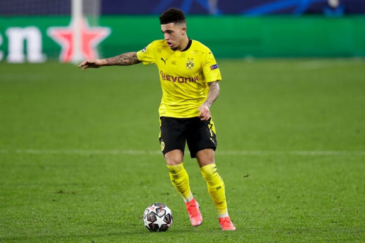 United failed to meet Sancho's asking price in the summer - but could land him for less in 2021