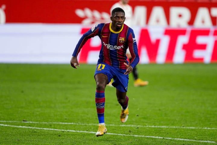 Dembélé custou caro ao Barcelona.