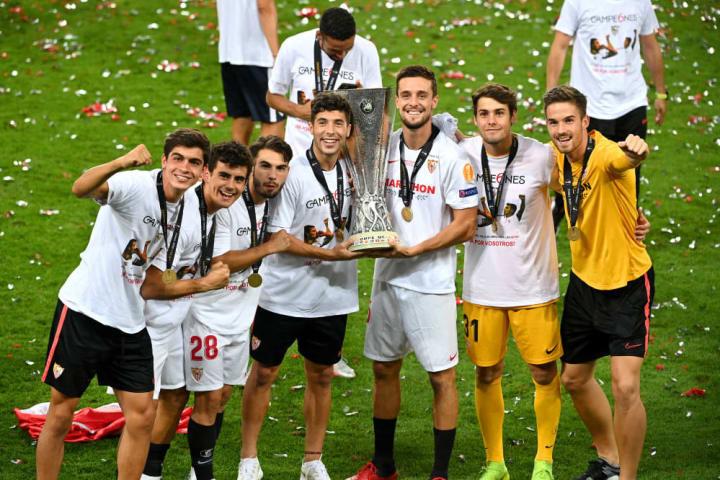 Sevilla won the 2019/2020 Europa League