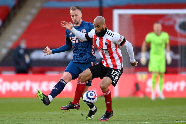 David McGoldrick, Rob Holding