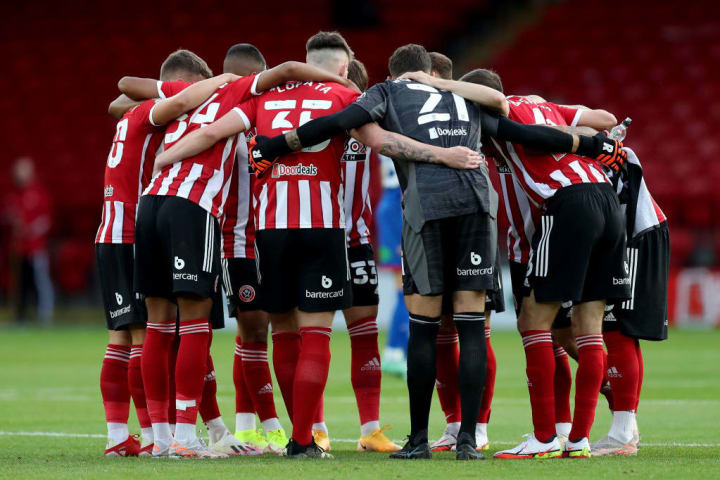 Sheffield United are hoping for brief stay in the Championship