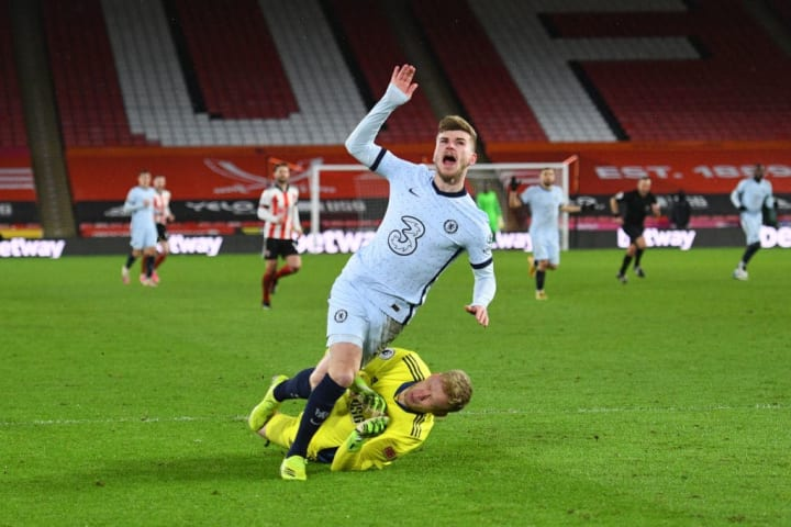 Timo Werner, Aaron Ramsdale