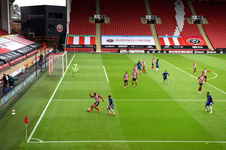 Sheffield United v Chelsea FC - Premier League