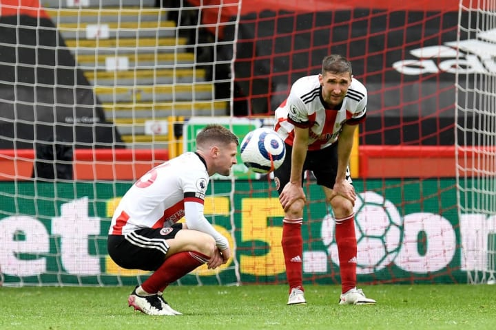 Sheffield United have long been doomed