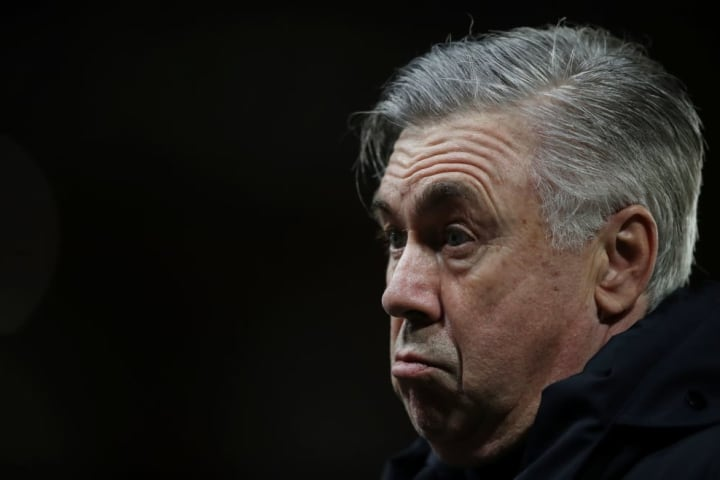 Don't give me that look, Carlo