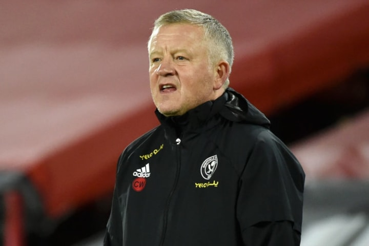 Wilder took charge of Sheffield United in 2016