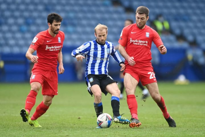 Sheffield Wednesday suffered a potentially crucial defeat to Birmingham