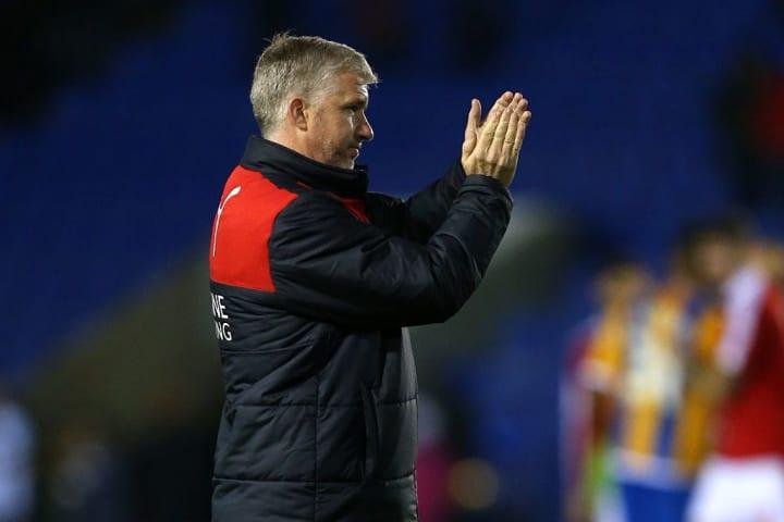 Shrewsbury Town v Swindon Town - Sky Bet League One