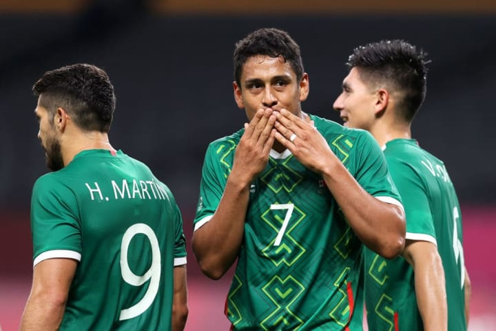 Luis Romo México Coreia Palpite Quartas Futebol Masculino Olimpíadas