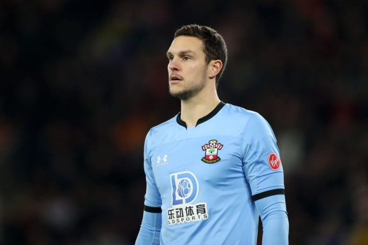 McCarthy has become Southampton's first choice goalkeeper recently