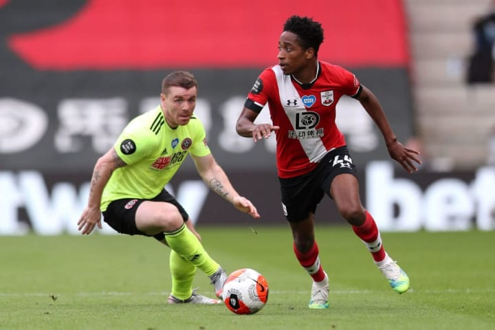 Kyle Walker-Peters is set to move in the opposite direction in a separate, £12m deal