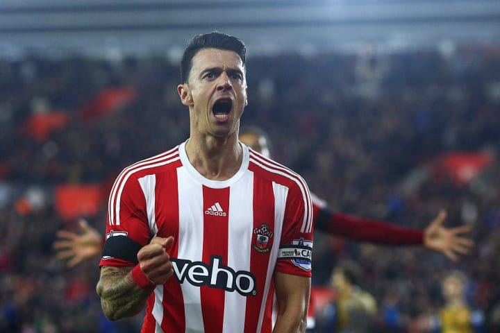 Fonte and Southampton enjoyed a rapid rise together