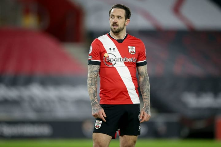 Danny Ings has rejuvenated his career at Southampton