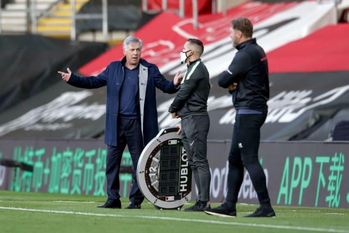 Carlo Ancelotti, Steve Martin