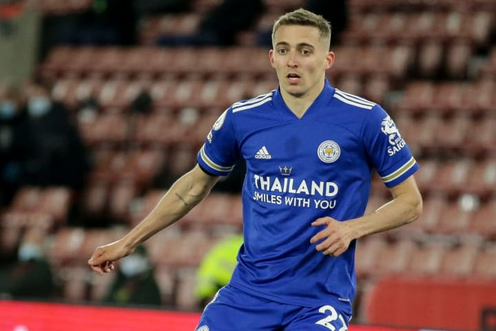 Timothy Castagne is making an impact for Leicester