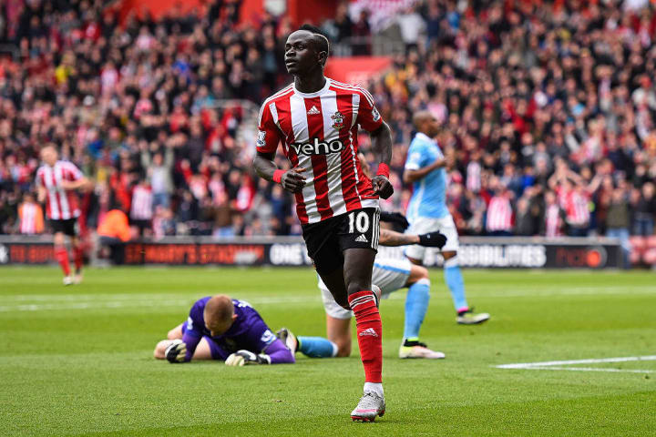 Mane outgrew Southampton in just two years