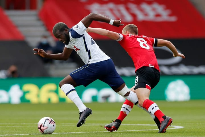 Tanguy Ndombele, James Ward-Prowse