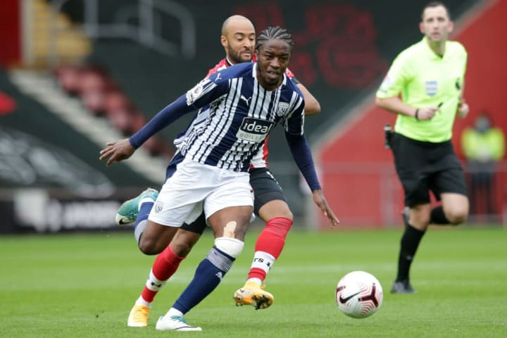 Romaine Sawyers, Nathan Redmond