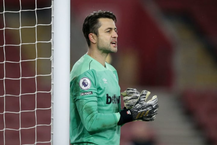 West Ham may be able to recall Fabianski in goal