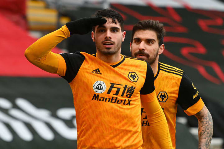 Pedro Neto stepped up when Wolves needed him last season