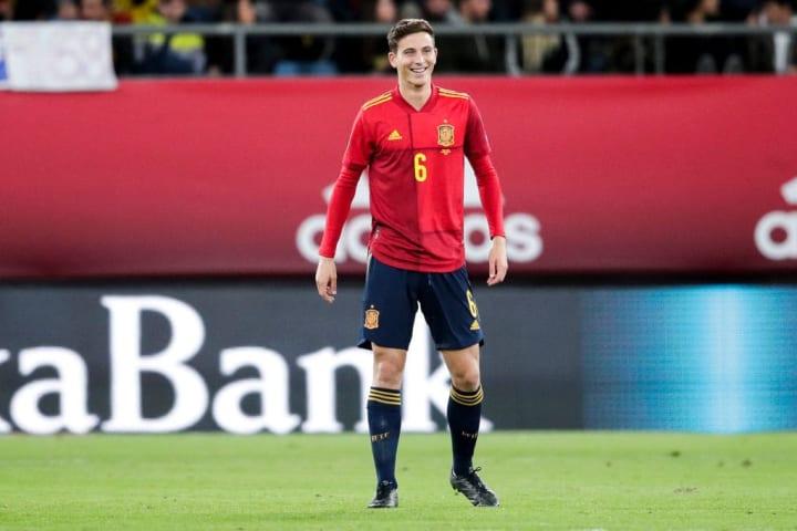 Pau Torres Villarreal Espanha Eurocopa